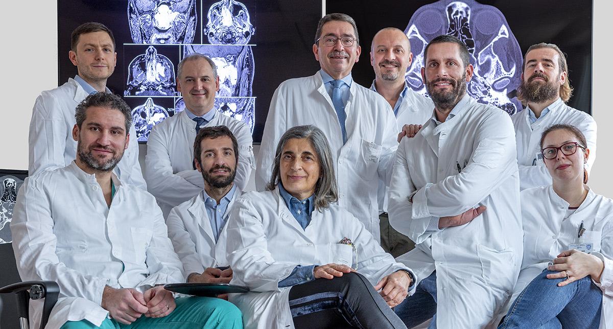 equipe oncologia brescia
